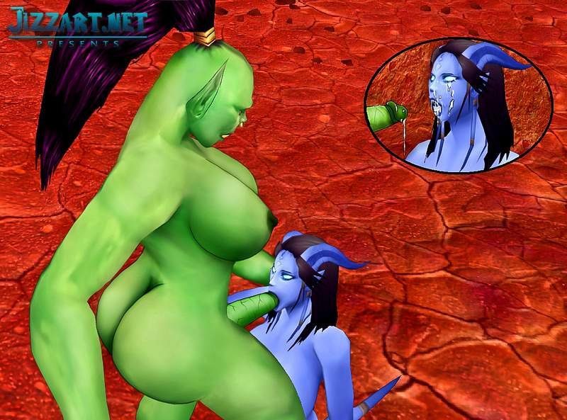 World of warcraft worgen porn