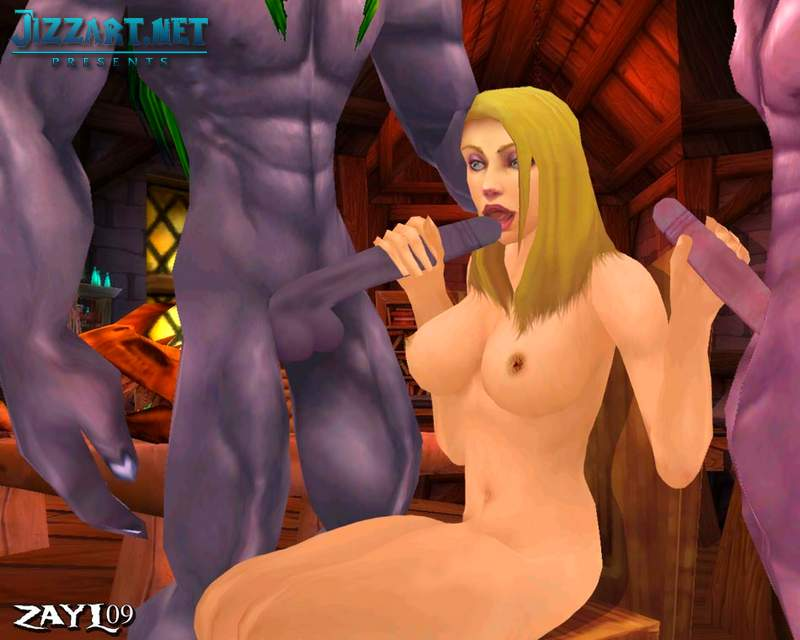 Hermaphrodite elves sex game