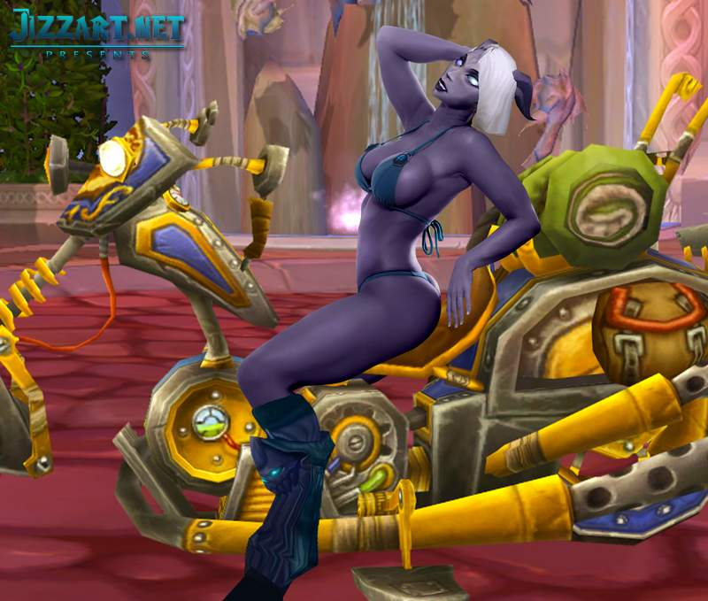 Wow sylvanas naked