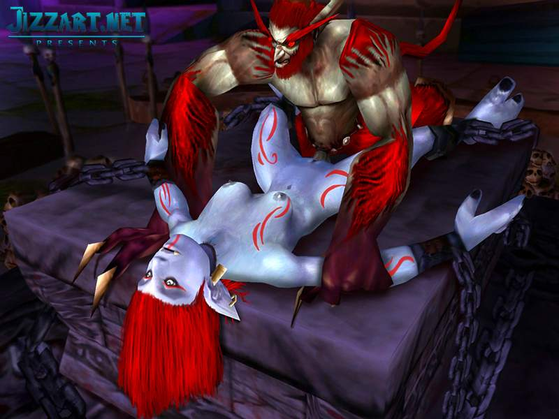 Alexstrasza nude photos