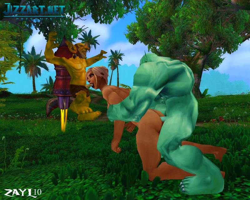 World of warcraft male naked
