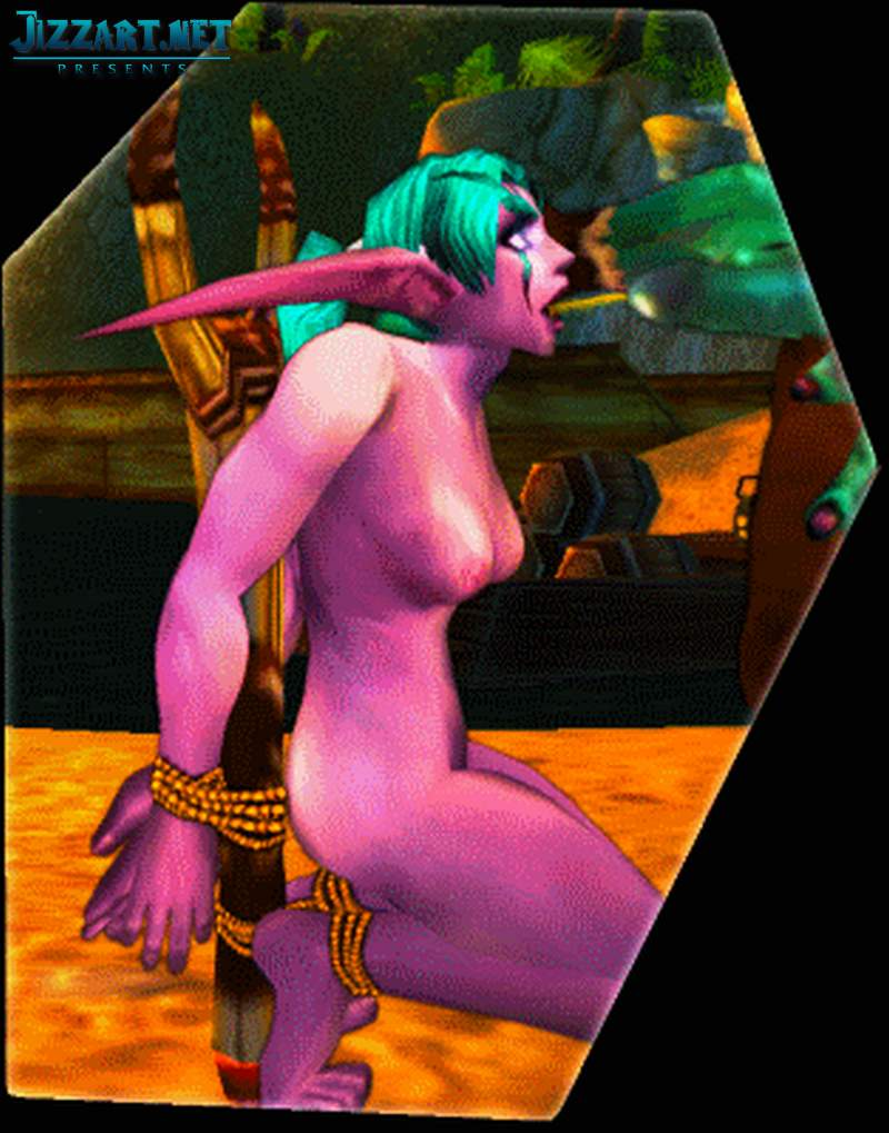 Naked night elf masturbating videos