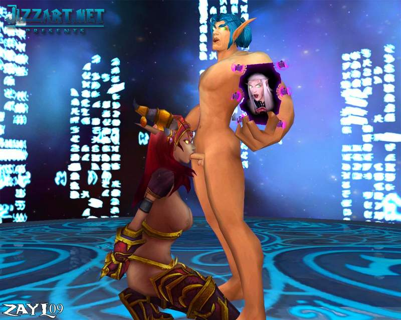World of warcraft hentai tag