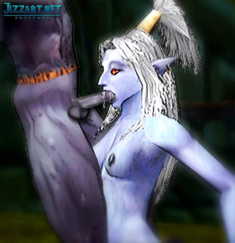 World of warcraft draenei hentai abuse