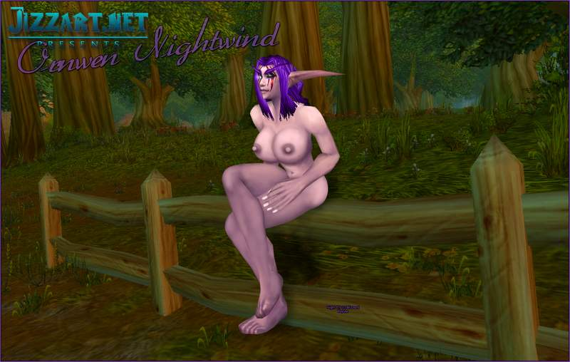 World of warcraft nude pic