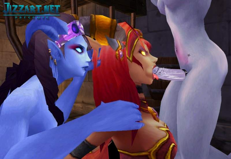 World of warcraft nightelf hentai porn