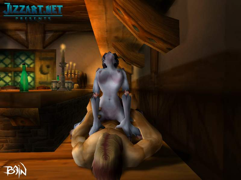 Night elf porn video