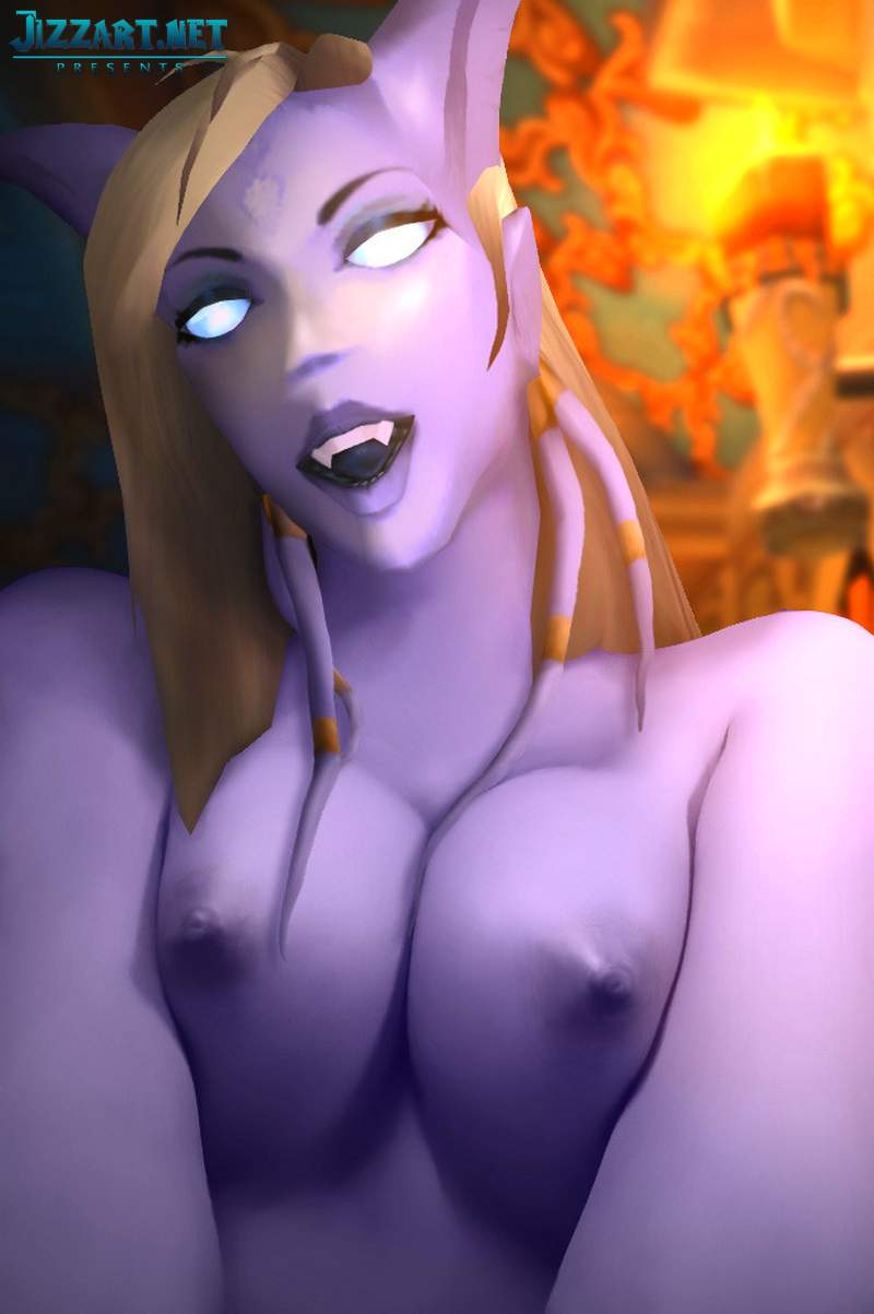 Jaina proudmoore gangbanged world of warcraft 5