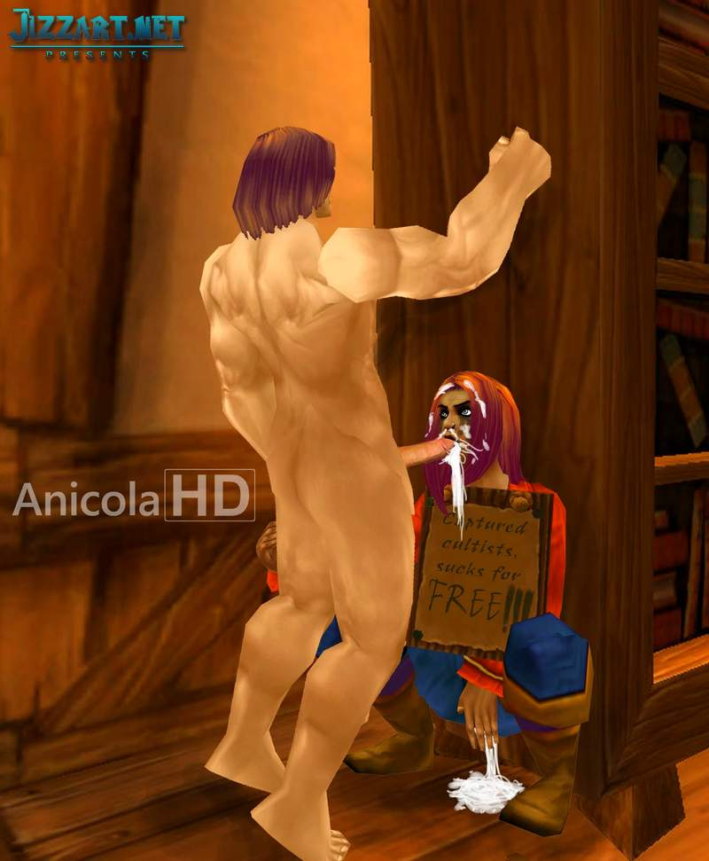 Fantasy 3d monster sex