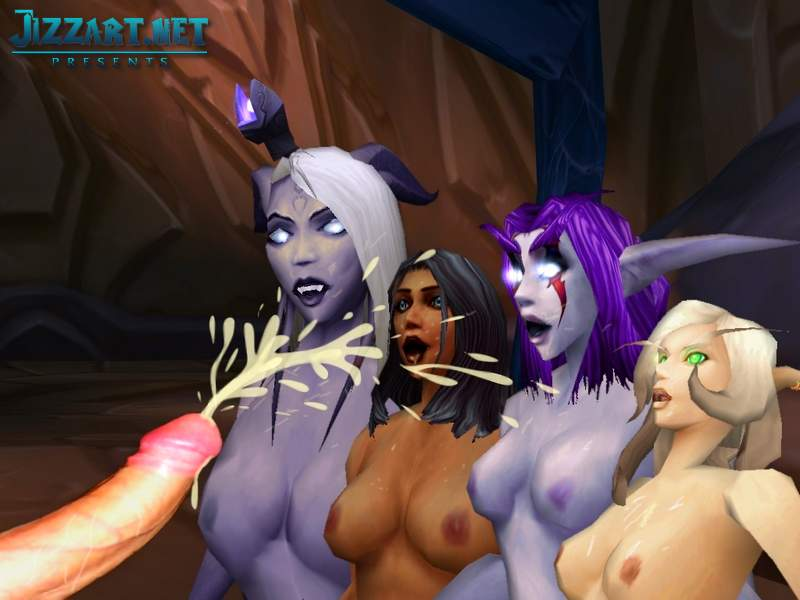 Sex elf world of warcraft girls