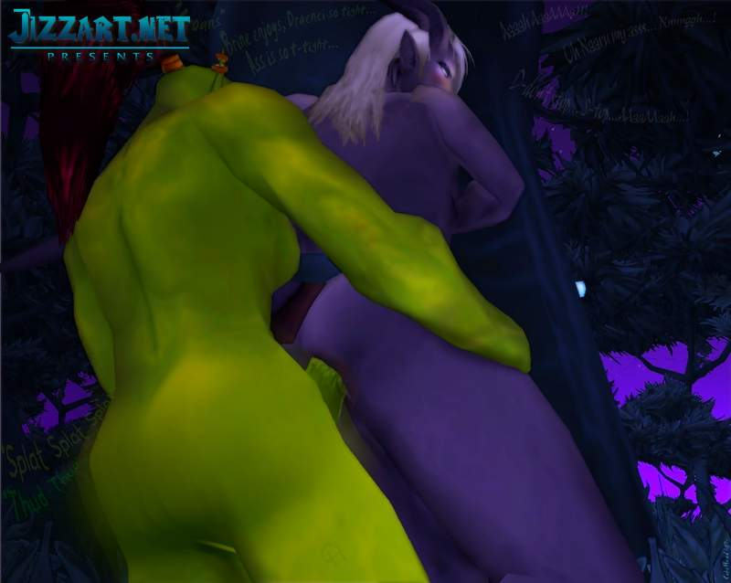 World of warcraft girl porns