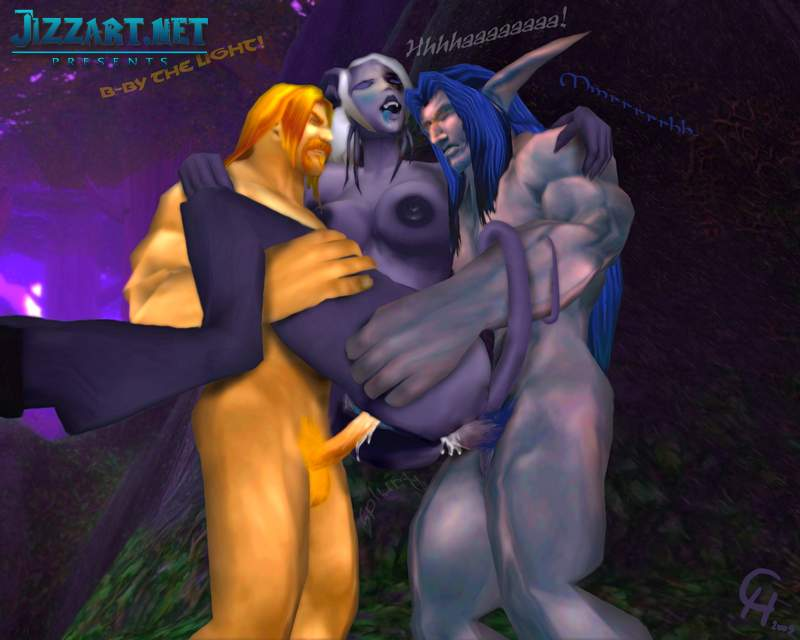 World of warcraft-hentai