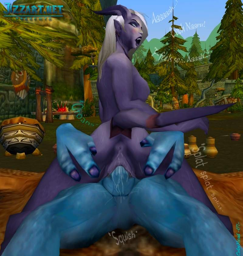 Night elf boobs