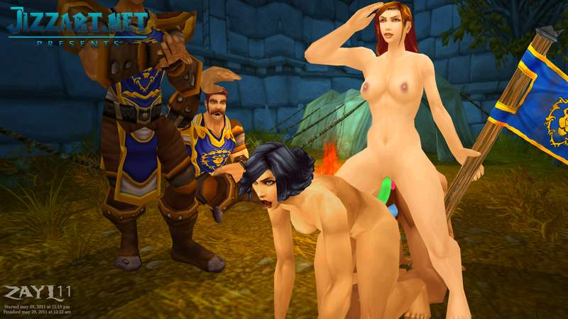 Hentai show warcraft 3 map download