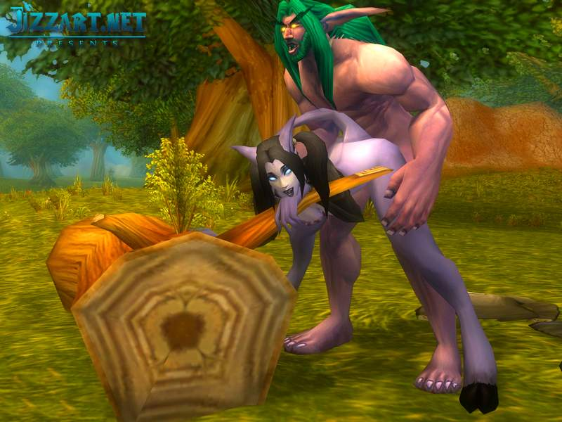 Night elf irl porn
