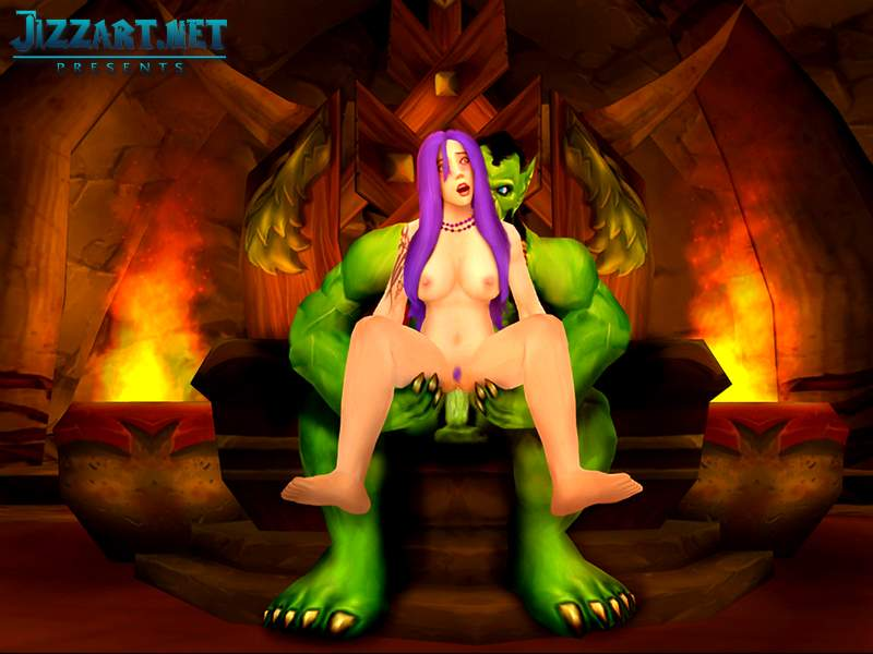 Anyone have any good world of warcraft 3d porn