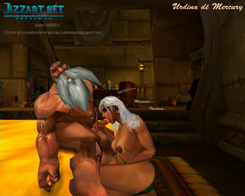 Night elf pandaren hentai