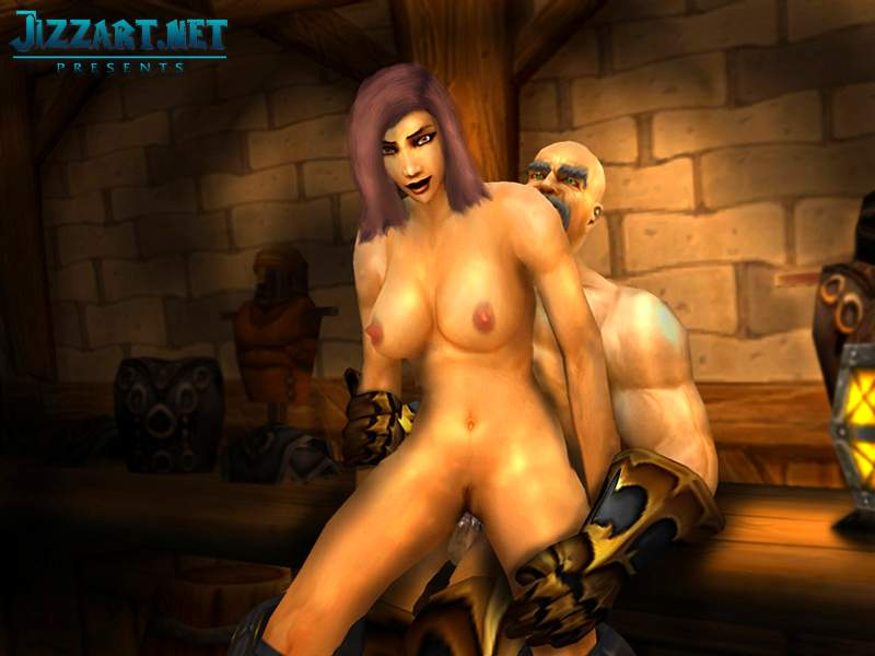 World of warcraft hentau