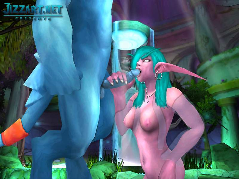 3d erotic elves