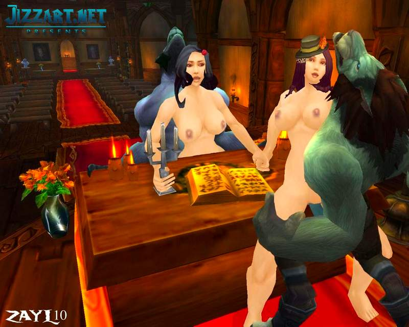 Any warcraft hentai movies