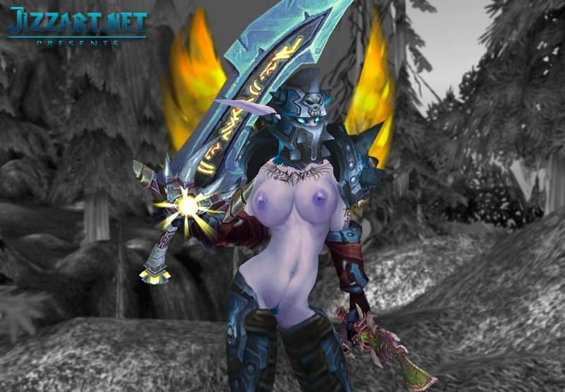 Sexy lesbian world of warcraft hentai