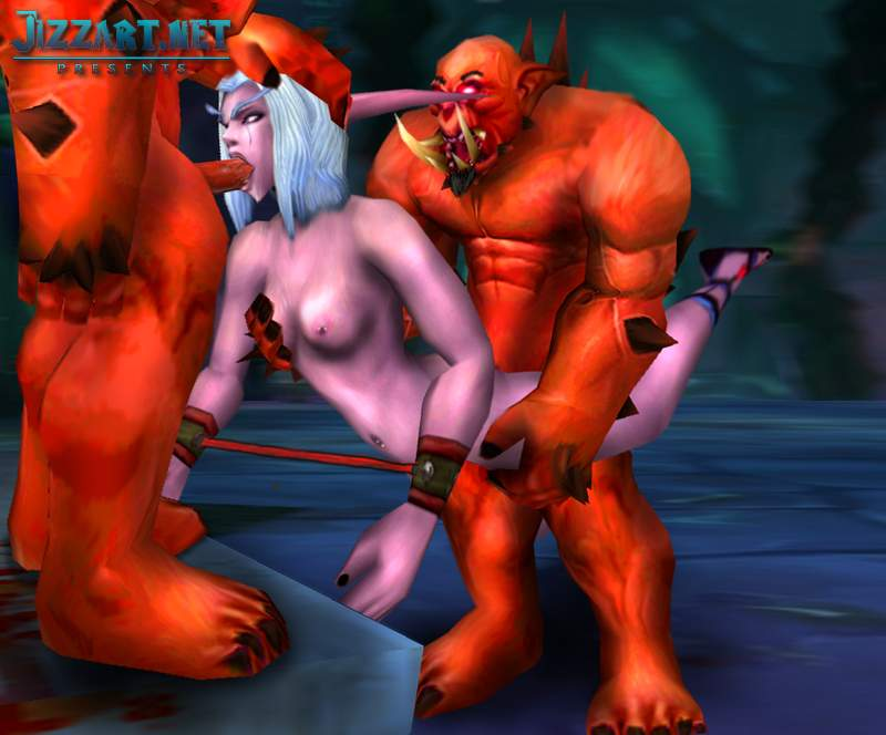 3d warrior girl sex