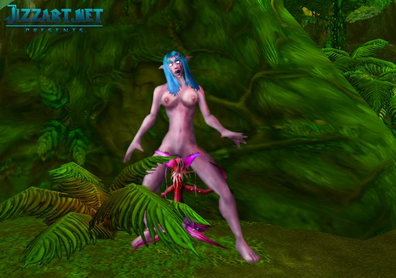 Blood elf porn wow