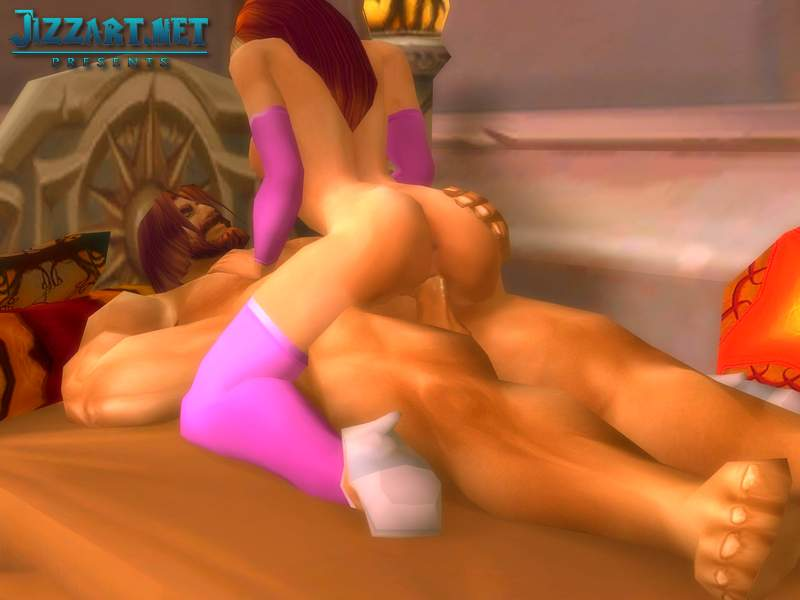 Night elf naked pictures