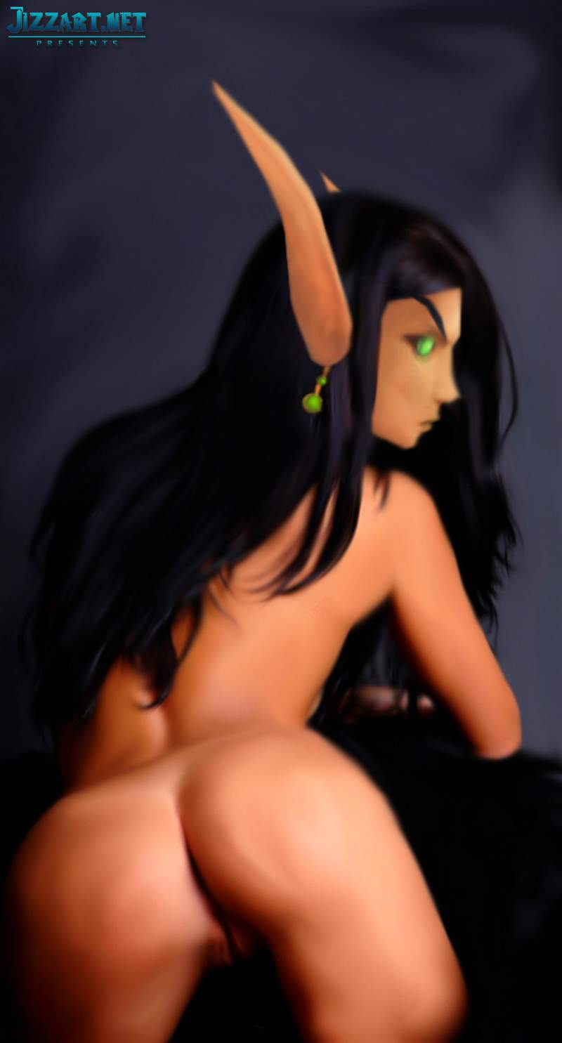 Elf woman fuck