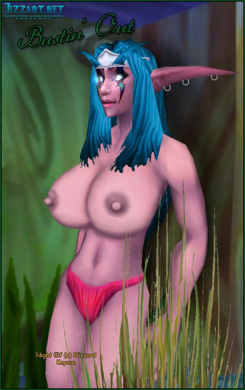 Night elf hot xxx