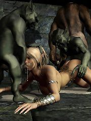 Night elf nude in entorage