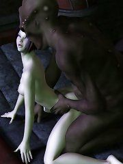 Enslaved elf abused