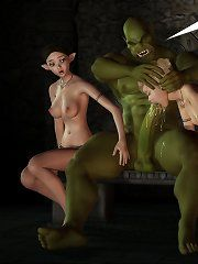 Night elf girls nude