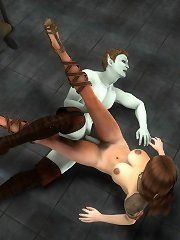 Undead female porncraft