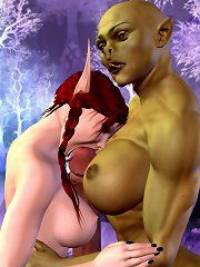 Blood elf gay porn