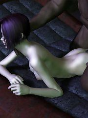 Hot elf sex video