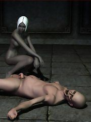 Night elfes abused porn