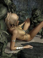 World of warcraft night elves hentai sexy nude