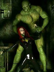 Erotic world of warcraft art