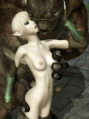 Science fiction fantasy sex art