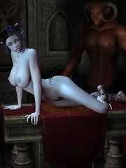 World of warcraft draenei with dick porn