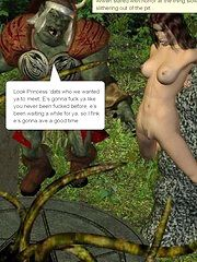 Erotic mythical fantasy art