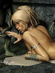 Elves nude