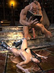 Fantasy art erotic hard