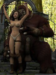 Fantasy art erotic porncraft