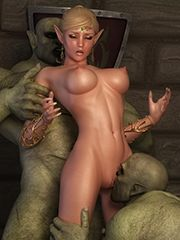 Blood elves nude