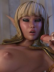 Girls getting fucked by elfs