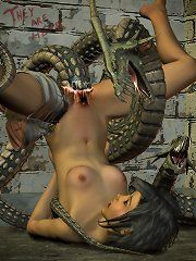 Large nude human female world of warcraft