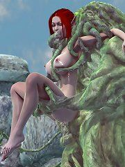 Warcraft 3 naked characters
