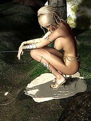 3d busty elves gallary